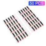 50Pcs/Set OEM Earpiece Anti-dust Mesh Cover for Apple iPhone 6s 4.7-inch