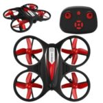 KF608 Mini RC Quadcopter Altitude Hold Headless Mode RC Drone (Without Camera)
