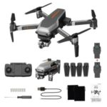 L109PRO GPS Drone 4K Quadcopter Anti – vibration 5G WiFi FPV HD ESC Camera Brushless Helicopter