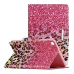 Pattern Printing Smart Leather Stand Case with Card Slots for Samsung Galaxy Tab A 8.0 (2019) T290 T295 – Leopard