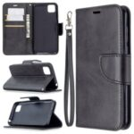 PU Leather Protection Case for Huawei Y5p/Honor 9S – Black