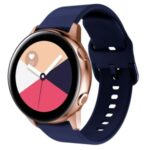 Silicone Smart Watch Strap Replacement for Huawei Watch GT2e/GT/GT2 46MM – Navy Blue