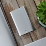 XIAOMI YOUPIN MWCH01 Metal Cardcase Business Style Name Card Case Card Box Holder – Silver