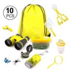 10Pcs/Set Outdoor Adventure Camping Insect Watching Kit