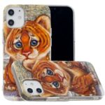 Animal Series IMD Soft TPU Case for iPhone 12 5.4 inch – Little Tiger