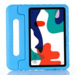 Shockproof EVA Foam Stand Shell for Huawei MatePad (2020) – Blue