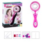 Children's Electric DIY Braided Hair Clip Braided Hair Machine Set for Girls Toys Gift