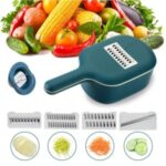 Multi-functional Home Kitchen Vegetable Cutting Peeler
