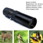 HD 30×25 Monocular Telescope Portable Night Vision Telescope