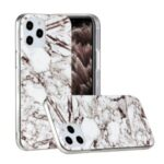 Marble Pattern Printing IMD TPU Phone Case for iPhone 12 Pro / iPhone 12 Max 6.1-inch – Style A