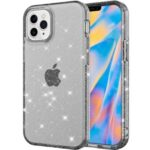 Thicken Protection Flash Powder TPU Case for iPhone 12 5.4 inch – Grey