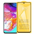 9D Full Covering Tempered Glass Screen Protector for Samsung Galaxy A70