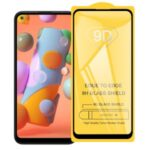 9D Full Covering Tempered Glass Screen Protector for Samsung Galaxy A11