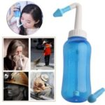 300ML Nasal Detox Sinus Allergies Relief Rinse Nose Washer