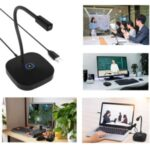 YANMAI G22 Microphone USB Plug Meeting Microphone Desktop Gooseneck USB Capacitive Microphone