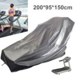 Treadmill Cover Sports Running Machine Protective Folding Cover Dustproof Waterproof Cover Case