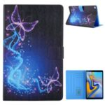 Pattern Printing Card Slots Leather Stand Tablet Case for Samsung Galaxy Tab A7 10.4 (2020) SM-T500/SM-T505 – Magic Butterfly