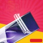 Full Coverage Anti-explosion TPU Screen Film for Samsung Galaxy Note20 Ultra/Note20 Ultra 5G