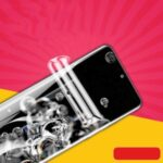 TPU Screen Full Coverage Anti-explosion Film for Samsung Galaxy S20 Ultra 5G