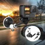 Car holder suction cup adapter driving recorder for Gopro Hero9
