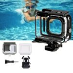 50m Underwater Diving Waterproof Case Housing for GoPro Hero 9 Sports Camera Accessories