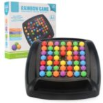 Rainbow Ball Elimination Game Rainbow Puzzle Magic Chess Toy for Children