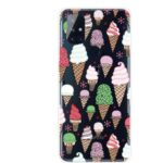 Pattern Printing TPU Phone Case Cover for OnePlus Nord N100 – Ice Cream