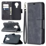 Wallet Leather Stand Case for Nokia 3.4 Phone Cover – Black