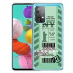 For Samsung Galaxy A32 Creative Boarding Check TPU Protector Cover – NY