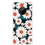 Pattern Printing TPU Phone Protective Cover Case for Huawei Y9a – Chrysanthemum