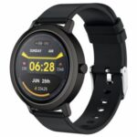 S17 Smart Watch 1.3-inch IPS Screen Health Monitoring Multi-function Bluetooth Smart Watch – Black