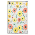 Pattern Printing Flexible TPU Tablet Case Cover with Four Corner Airbag Protection for Samsung Galaxy Tab A7 10.4 (2020) T505/T500 – Daisy