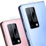 2Pcs/Pack IMAK High Definition Anti-Scratch Glass Lens Film for Huawei Mate X2