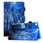 Pattern Printing Design Leather Full Protection Tablet Case for Samsung Galaxy Tab A7 Lite T220 – Grove