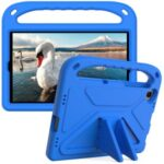 Handle Kickstand Design Tablet Protection EVA Case Cover for Samsung Galaxy Tab A 10.1 (2019) SM-T510/T515 – Blue