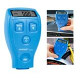 WINTACT WT200A Mini Portable Digital Coating Thickness Gauge Tester 0-1.8mm Paint Film Thickness Meter